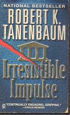 Irresistible Impulse by Robert Tanenbaum (1998, Paperback)