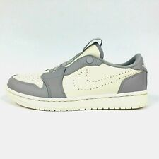 Nike AV3918-005 Womens Air Jordan 1 Retro Low Slip Atmosphere Grey Size 9 NWOB