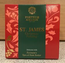 Fortnum & Mason St.James Christmas Pudding 227g. *Sold Out*
