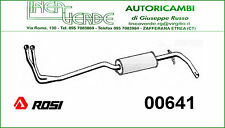 SILENCER FRONT ROSI FOR GEX33052 AUSTIN METRO