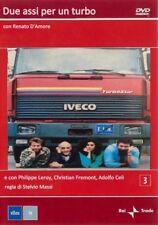 DUE ASSI PER UN TURBO Stelvio Massi / Renato D'Amore,Philippe Leroy 1987 (3 Dvd)