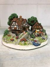 Old Mill Country Village Collection Jane Hart Danbury Mint Was 1994