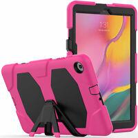 Outdoor Cover für Samsung Galaxy Tab A T510/T515 Case Etui Hülle Tasche Ständer