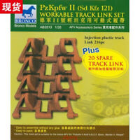 BRONCO AB3513 1/35 PzKpfw II (Sd Kfz.121) Workable Track Lint Set Hot