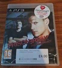 Prison Break The Conspiracy - PS3