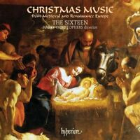 The Sixteen - Christmas Music from Medieval and Renaissance Europe [CD]