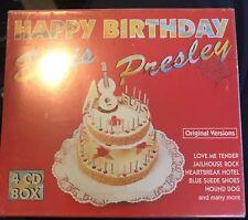 Elvis Presley Happy Birthday Brand New Very Rare