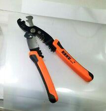 Kaku Professional crimping tool / Multi-Tool Wire Stripper  Cutter,cable cutter