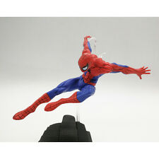 SPIDER-MAN L'UOMO RAGNO MARVEL AVANGERS AMAZING FLY TOY ACTION FIGURE 20CM PVC