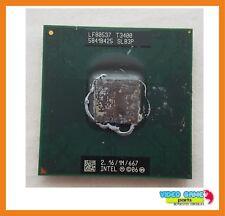 Procesador Intel Dual Core T3400 2.16Ghz / 1M / 667Mhz Processor SLB3P