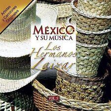 Mexico y Su Musica, Vol. 5 by Los Hermanos Zaizar (CD, Feb-2004, Peerless MCM)