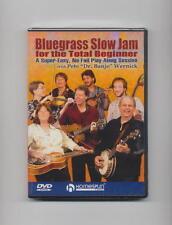 Bluegrass Slow Jam - Guitar Mandolin Dobro Fiddle Dvd