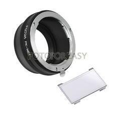 FOTGA Pentax Packungen 'K' OBJEKTIV an Sony NEX-5 5C 5N NEX6 NEX7 A5000 A6000