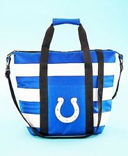 Cooler Bag INDIANAPOLIS COLTS Insulated Cooler with Team Logo on Front Pocket