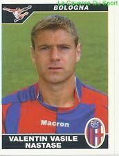 VALENTIN NASTASE ROMANIA BOLOGNA.FC RARE UPDATE STICKER CALCIATORI 2005 PANINI