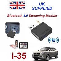 For Hyundai i-35 Bluetooth Music Streaming module Galaxy S6 7 8 9 iPhone 6 7 8 X