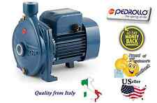 Electric Water Pump Industrial Pedrollo CPm610 0.85 HP 110V Made in Italy