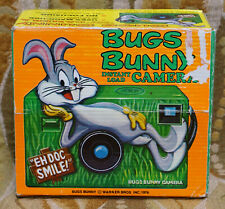 Bugs Bunny Instant Load Film Camera NMIB 1976 Helm Toy