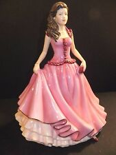 Royal Doulton Pretty Ladies Shannon Canadian Exclusive Figure of the Year 2013