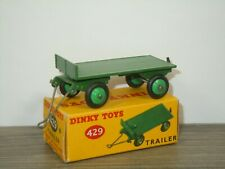 Trailer - Dinky Toys 429 England in Box *43674