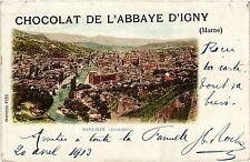 CPA Chocolat de l'Abbaye d'Igny, Marne. (490432)