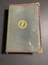 Prose Works Other Than Science and Health- Mary Baker Eddy, 1925 leather bound