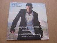 Peter Andre:  Time  Sampler  RARE  PROMO  CD     NM