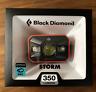 Black Diamond STORM 350 Lumens Headlamp (Octane - Red/Back)