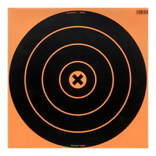 New! Birchwood Casey Big Burst 12-Inch Bull's-Eye - 3 Revealing Targets 36123