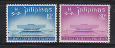 134A. PHILIPPINES 1969 SET/2 STAMP CULTURAL CENTER OF THE PHILIPPINES . MNH