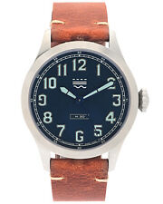 Terra Cielo Mare Avio Tipo F Stainless Steel Automatic Men's Watch TC7003ACTIPOF