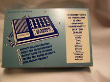 Cb Sound Effects By Electronics Plus Etx-15 (5D) Nip/ Cobra, Uniden, Midland