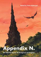 Bebergal Peter-Appendix N (US IMPORT) BOOK NEW
