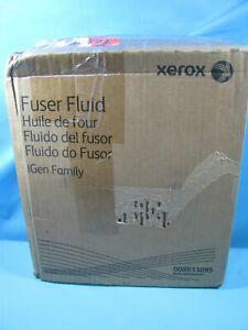 BOX OF 2 GENUINE XEROX FUSER FLUID iGen3 iGen4 IGEN FAMILY - 008R13095 8R13095