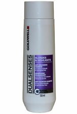 Dual Senses by Goldwell Anti Brassiness Shampoo 50ml Blondes & Highlights