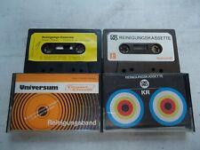 ORWO KR Reinigungskassette DDR Cleaning Cassette Tape GDR + Reinigungsband