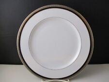 "DESHOULIERES ATHOS BLACK DINNER PLATE 10 1/2"" -1406C"