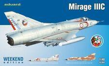Eduard 1/48 Model Kit 8496 Dassault Mirage IIIC Weekend Edition