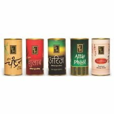 Incense Dhoop Stick Home Fragrance Combo of 5 Dhoop Agarbatti 45 Sticks Each
