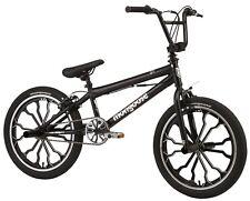 """Mongoose Rebel Kids BMX bike, 20"""" Mag Wheels Ages: 7 - 13, Black NIB"""