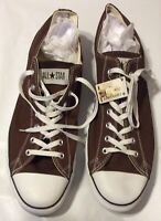 Converse Allstar Men's Size 17 Brown Sneakers Shoes