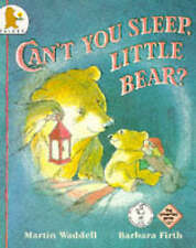 Can't You Sleep Little Bear? by Martin Waddell (Paperback, 1990)