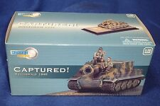 "Dragon Armor 1/72 Sturmtiger, Reichswald, Germany, 1945, ""Captured"" Diorama"