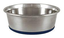Premium Stainless Steel Durapet Dog Cat Bowl 0.75 Pint/ 1,25 cups