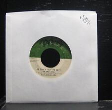 """Garland Green - He Didn't Know (He Kept On Talking) VG+ 7"""" Vinyl 45 Spring 142"""