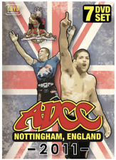 ADCC 2011 Complete 7 DVD Set BJJ