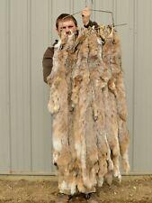 Canadian Lynx, Heavy Fur ,damaged , fur Soft professional Tanned, Lynxdam