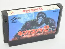 Famicom KING KONG 2 Cartridge Only Nintendo fc *