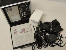 Used, Amprobe AC current recorder 984652 w/ 3 transducers & 300SVA chart paper