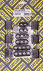 Taylor 42503 Black Vertical Spark Plug Wire Loomseparator Kit 10.4mm Wires